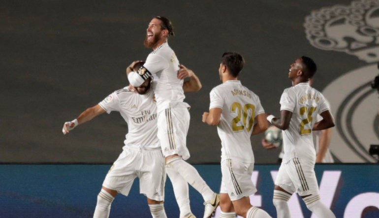 Real Madrid apuestas con handicap