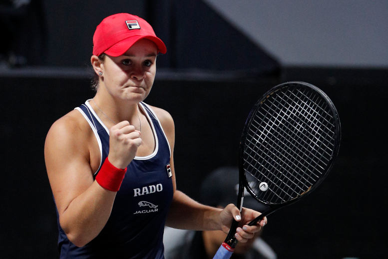 Barty Fed Cup