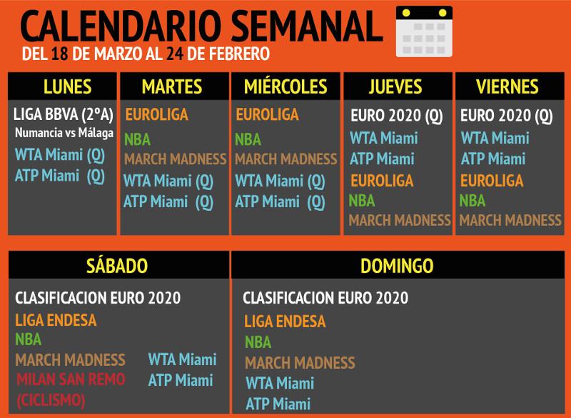 Calendario Futbol Liga Bbva 2020.Calendario De Apuestas Apuestas Deportivas
