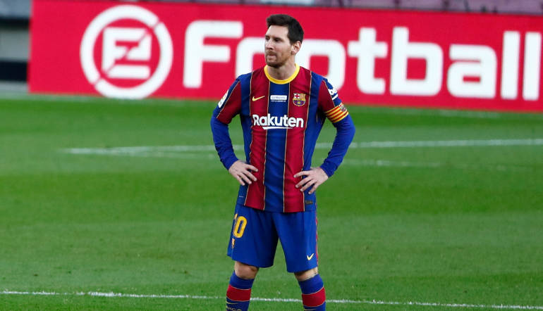 Messi points