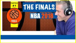 FINALES NBA Cleveland-Warriors, partido 4