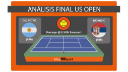 Apuestas tenis, final US Open