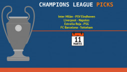Champions League: picks martes 11 diciembre