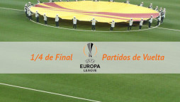 Europa League Vuelta