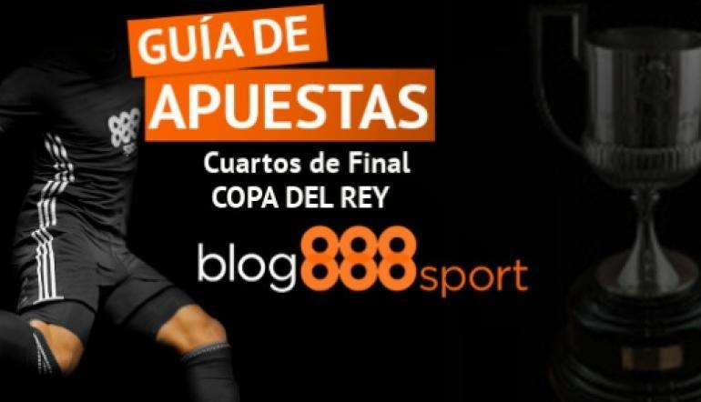 Apostar a los Cuartos de final de la Copa | 888sport