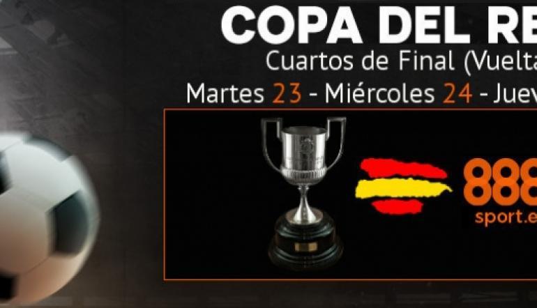 Guía para apostar a la Copa del Rey | 888sport