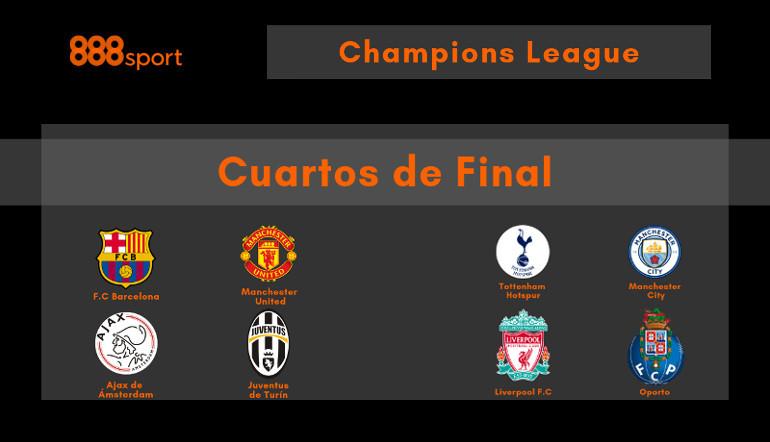 Apuestas de futbol | Champions League