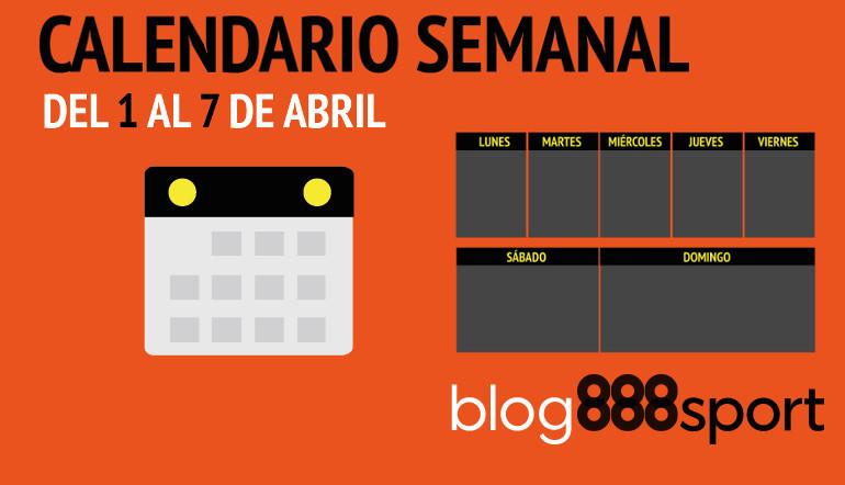 Calendario Beko Serie A.Calendario Apuestas Deportivas Apuestas De La Semana