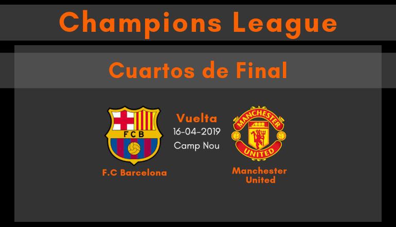 Apuestas cuartos de final Champions League