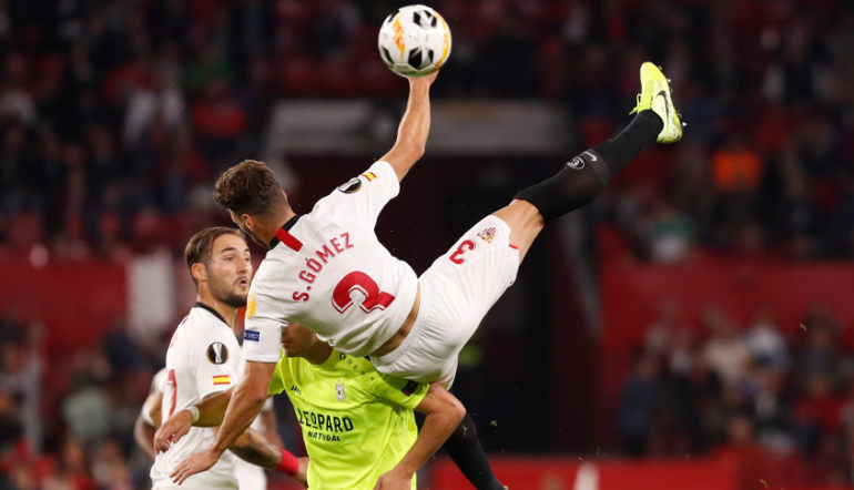 Sevilla en cuartos de final de la Europa League